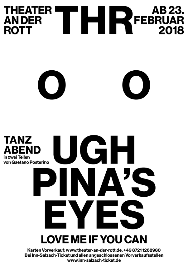 Through Pina's Eyes / Love Me If You Can!